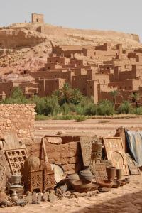 アイット=ベン=ハドゥの集落(モロッコ)