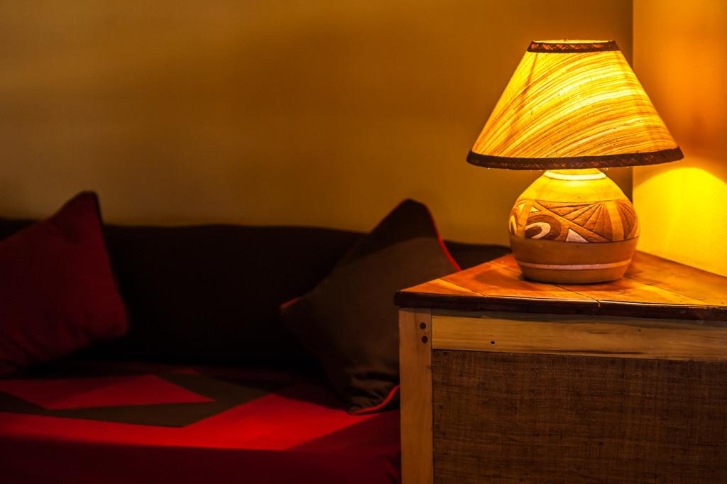 Bedside lamp