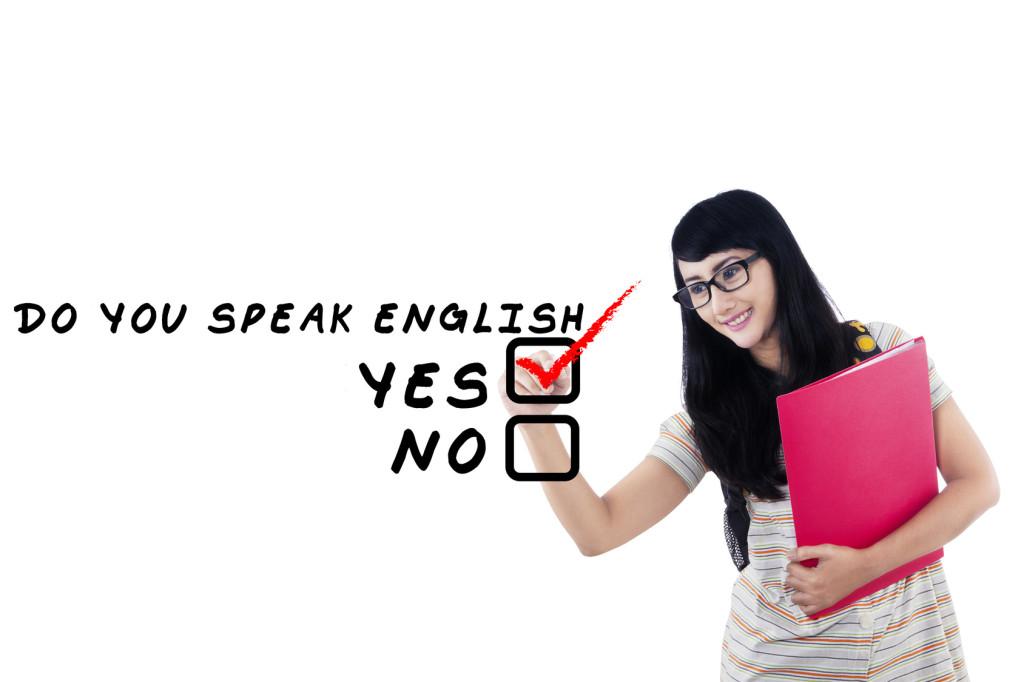 Learning english language 2