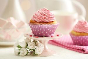 カップケーキの作り方