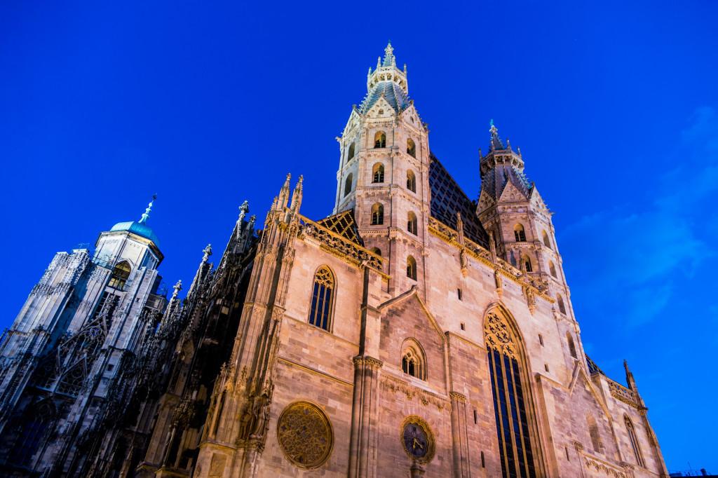 Österreich, Wien, Stephansdom,