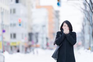 風邪の気配