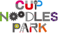 カップヌードルパークのロゴ