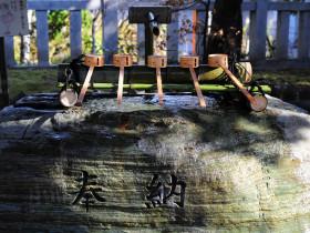 神社の手水