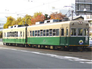 京都の路面電車