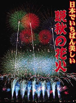 花火のポスター