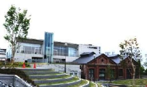 東京都北区中央図書館