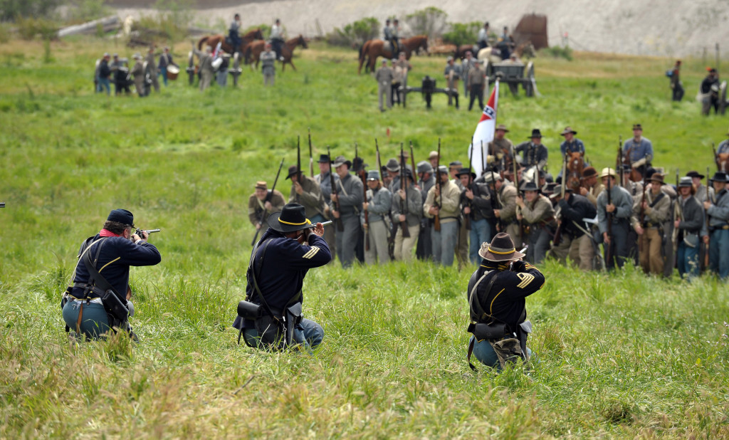 American Civil war 1861-1865