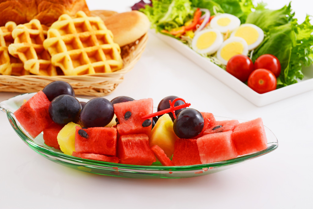 A型のダイエット食品