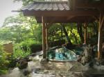 温泉地の極上のお宿