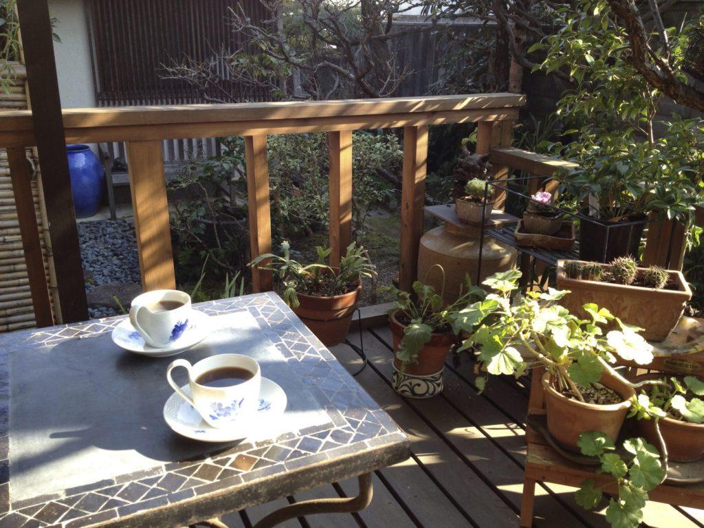 オシャレ カフェ