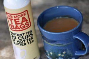 英国でスプレー式紅茶が登場、ティーバッグの時代は終わりか